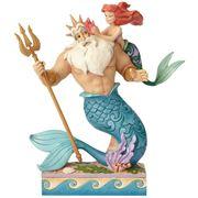 Disney - Ariel & Triton Figurine