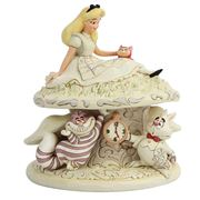 Disney - Alice White Wonderland Figurine