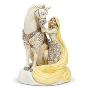 Disney - Rapunzel White Wonderland Figurine