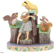 Disney - Sleeping Beauty with Animals Figurine