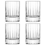 Luigi Bormioli - Bach Liqueur Glass Set 70ml 4pce