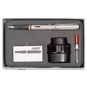 Lamy - Al-Star Fountain Pen Gift Pack Black Graphite