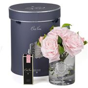 Cote Noire - Luxury Tea Rose French Pink w/Spray