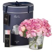 Cote Noire - Luxury Hydrangeas & Rosebuds Mauve