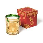 Cire Trudon - Gabriel Gold Leaf Emerald Green Candle 270g