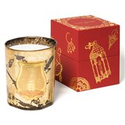 Cire Trudon - Ernesto Gold Leaf Anthracite Candle 3kg