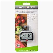 Acu Rite - Digital Refrigerator/Freezer Thermometer