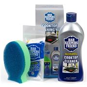 Bar Keepers Friend - Cooktop Cleaning Kit 3pce