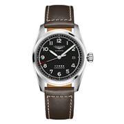 Longines - Spirit Black Dial Automatic Watch 40mm