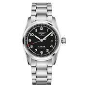 Longines - Spirit Prestige Ed. S/Steel Black Watch 40mm