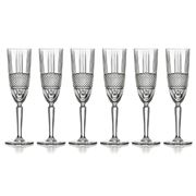 RCR Crystal - Brillante Champagne Flute Set 190ml 6pce