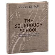 Book - Sourdough School by Vanessa Kimbell