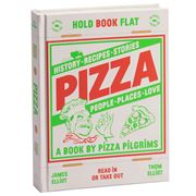 Book - Pizza by James & Thom Elliot