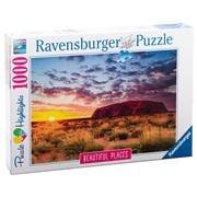 Ravensburger - Ayers Rock Australia Puzzle 1000pce