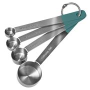 Jamie Oliver - Stainless Steel Measuring Spoon Set 4pce