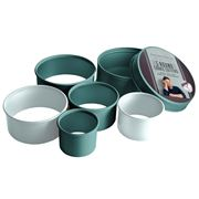 Jamie Oliver - Round Cookie Cutter Set 5pce