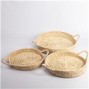 Peter's - Balah Shallow Basket Set 3pce