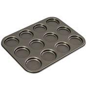 Bakemaster - 12 Cup Macaroon Pan