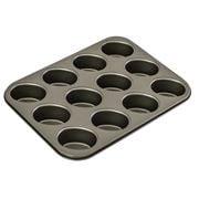Bakemaster - 12 Cup Friand Pan