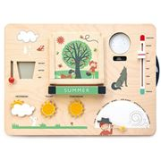 Tender Leaf Toys - Wooden Weather Station