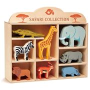 Tender Leaf Toys - Safari Animal Set
