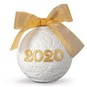 Lladro - 2020 Christmas Ball Re-Deco