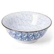 Concept Japan - Hana Seikaiha Bowl Large 20.5cm