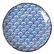 Concept Japan - Hana Seikaiha Plate 25cm