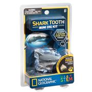 National Geographic - Shark Tooth Mini Dig Kit