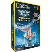 National Geographic - Geo Hydrophobic Substances