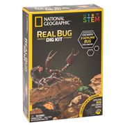 National Geographic - Real Bug Dig Kit
