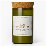 Cape Collection -  Lemongrass Lime & Rosewood Candle 220g