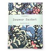 Thurlby - Prickly Draw Sachet Sandalwood