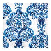 Paw - Lunch Napkins Porcelain Ornament 20pce