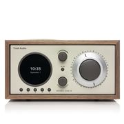 Tivoli - Model One + Radio DAB/FM/Bluetooth Walnut/Beige
