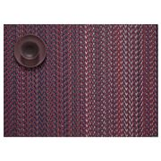 Chilewich - Quill Placemat Mulberry 36x48cm