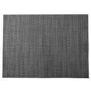 Chilewich - Thatch Pewter Rectangle Placemat 36x48cm