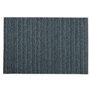 Chilewich - In/Outdoor Skinny Stripe Shag Forest 61x91cm