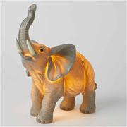 Pilbeam - Jiggle & Giggle Elephant Night Light 26cm