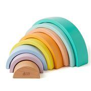 Pilbeam - Jiggle & Giggle Rainbow Set 7pce