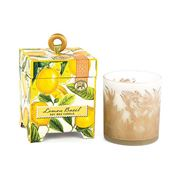 Michel Design - Lemon Basil Soy Wax Candle