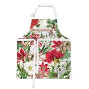 Michel Design - Merry Christmas Apron