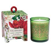 Michel Design - Merry Christmas Soy Wax Candle
