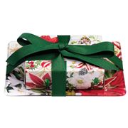 Michel Design - Merry Christmas Gift Soap Set