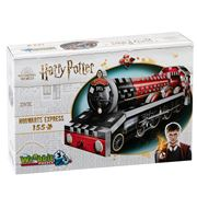 Games - 3D Hogwarts Express Harry Potter Jigsaw Puzzle 155pc