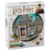 Games - 3D Hagrid's Hut Harry Potter Jigsaw Puzzle 270pce