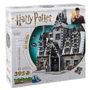 Games - 3D Hogsmeade Pub Harry Potter Jigsaw Puzzle 395pce