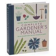 Book - New Edition RHS Complete Gardener's Manual