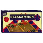 Professor Puzzles - Wood Games with Shop Backgammon