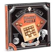 Professor Puzzles - Einstein's Ultimate Number Puzzle
